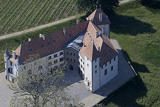 Allaman Castle