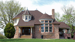 National Register of Historic Places listings in Pueblo County, Colorado - Image: Allen J. Beaumont House