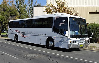 Automotive industry in Australia - Denning Manufacturing Silver Phoenix