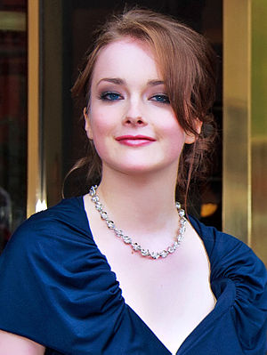 Allie MacDonald - MacDonald at the 2010 Toronto International Film Festival