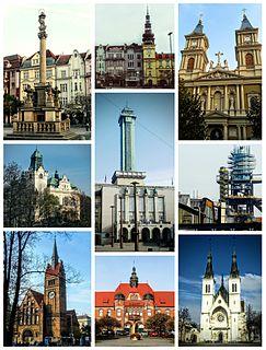 Ostrava Statutory City in Czech Republic