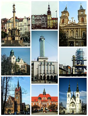 Ostrava - Image: Allostrava