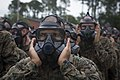 Alpha and Papa Company go through the Gas Chamber 170620-M-UH847-058.jpg