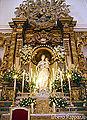 Altare Madonna della neve , santuario.jpg