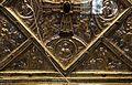 Altare di s. ambrogio, 824-859 ca., lato sx di vuolvino, angeli e santi che adorano la croce gemmata 07.jpg