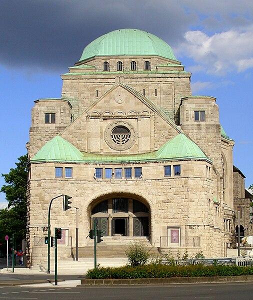 Datei:Alte Synagoge, Essen.jpg