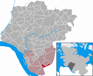 Altenmoor - Image: Altenmoor in IZ