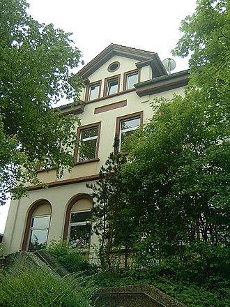 Liederbach am Taunus - Image: Alteschuleliederbach