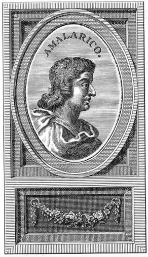 Amalaric - Illustration of Amalaric