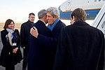 Ambassador Emerson Welcomes Secretary Kerry to Berlin (30629566273).jpg