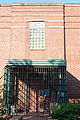 Amelia Island Museum of History jail door, FL, US.jpg