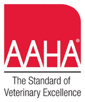 American Animal Hospital Association - American Animal Hospital Association (AAHA) corporate logo.jpg