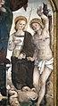 Amico aspertini, madonna col bambino e santi, 1508-09, 04 margherita e sebastiano.jpg