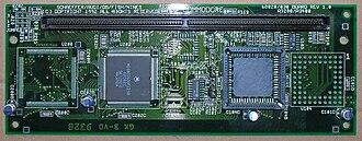 Amiga 4000 - Amiga A3200/A3400 CPU card