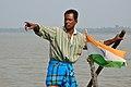 Amit Mandal - Taki - River Ichamati - North 24 Parganas 2015-01-13 4490.JPG