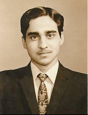 Amiya Pujari