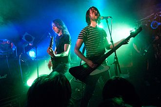 The Datsuns - Concert The Datsuns