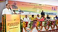 Ananth Kumar addressing at the inauguration of the Central Institute of Plastics Engineering & Technology (CIPET) Centre for Skilling & Technical Support and lay the Foundation Stone of new CIPET Building, at Doiwala.JPG