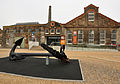 Anchor and No 1 Smithery, Chatham Dockyard.jpg