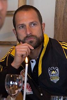 Andrew Durante New Zealand footballer