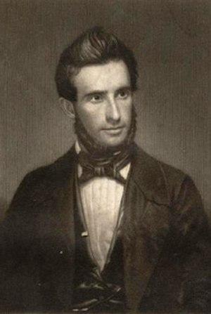 Andrew Jackson Davis - Andrew Jackson Davis, in 1847