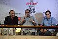 Aniruddha Roy Chowdhury Speaks - Panel Discussion - Cinemar Sahitya Na Sahityer Cinema - Apeejay Bangla Sahitya Utsav - Kolkata 2015-10-10 5736.JPG