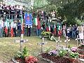 Anniversario resistenza ad Amay, Col de Joux 05.JPG