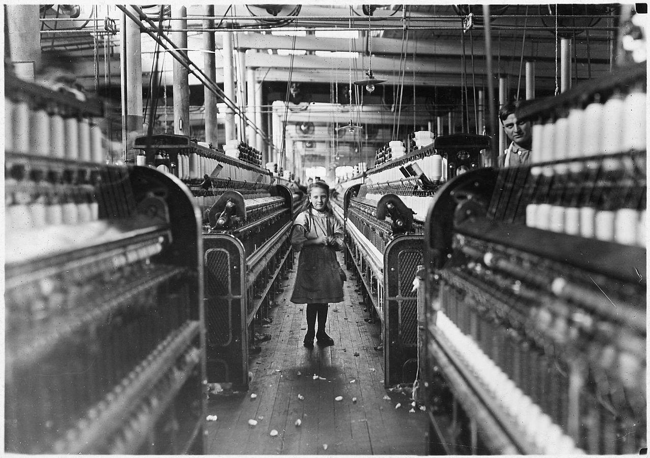 Child labor in victorian england