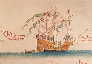 Welsh admiral under Queen Elizabeth I of England
