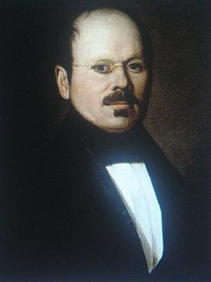 Benavides y Navarrete, Antonio (1808-1884)