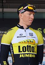 Trikot Team Lotto NL-Jumbo