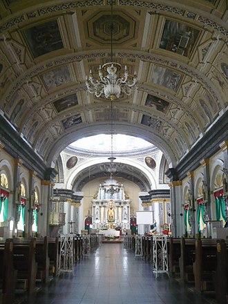 San Pedro Apostol Church (Apalit) - Image: Apalit Church 2