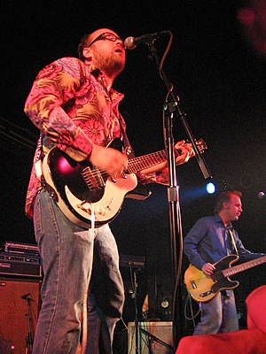 The Apples in Stereo - The group performing in Washington, D.C. in October 2006