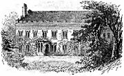 Appletons' Cooper James Fenimore Otsego Hall