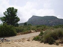 Monte Arabí - Wikipedia, la enciclopedia libre
