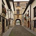 Archivo del Adelantamiento de Castilla (Covarrubias). Fachada interior.jpg
