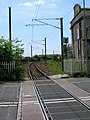 Ardrossan Town level crossing.JPG