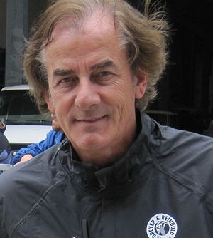 Arie Luyendyk - Luyendyk at Indianapolis, May 2010