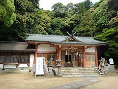 有間神社 (2012年8月1日)