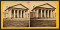 Arlington House, Va. (front view), by Bell & Bro. (Washington, D.C.).png