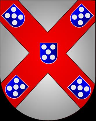 Duke of Barcelos - Original Coat of Arms of the Dukes of Braganza.