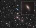 Arrested Development Hubble Finds Relic Galaxy Close to Home (27223177158).png