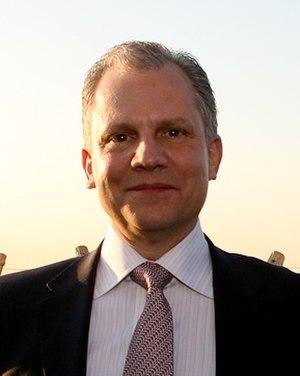 Arthur Ochs Sulzberger Jr. - Arthur Ochs Sulzberger in 2012