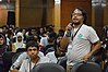 Ashiq Shawon Interacting - Bengali Wikipedia in Ten Years - Challenges and Experience - Bengali Wikipedia 10th Anniversary Celebration - Daffodil International University - Dhaka 2015-05-30 1567.JPG