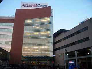 AtlantiCare Hospital in New Jersey, United States