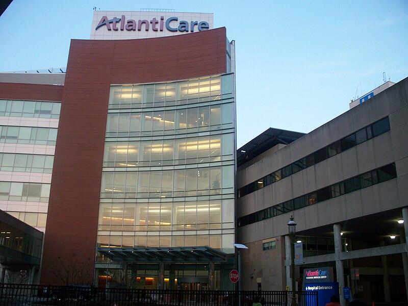 AtlantiCare Regional Medical Center Atlantic City, NJ.jpg