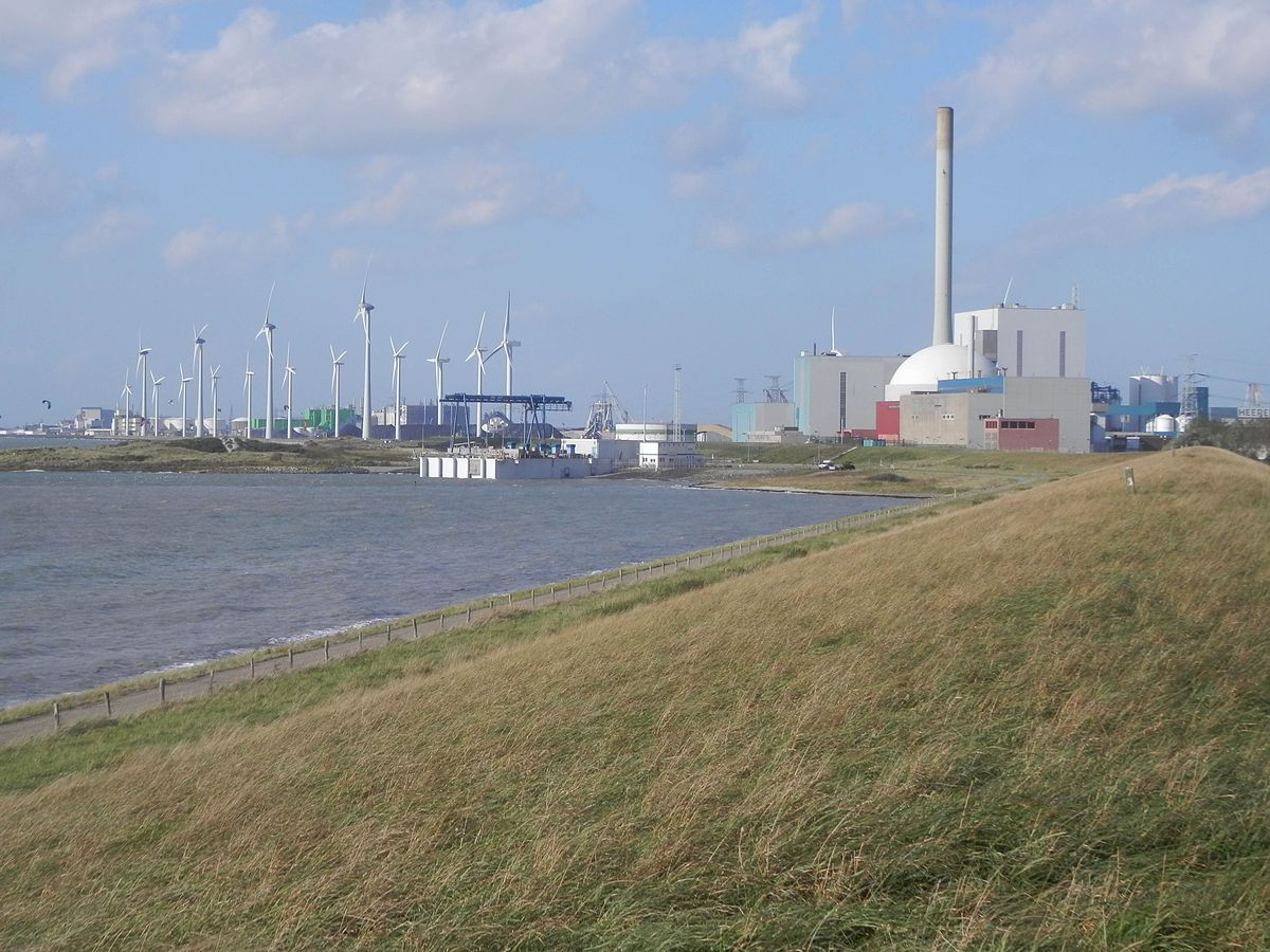 Atomkraftwerke Niederlande