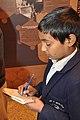 Attentive Student - BITM - Kolkata 2011-01-17 0208.JPG