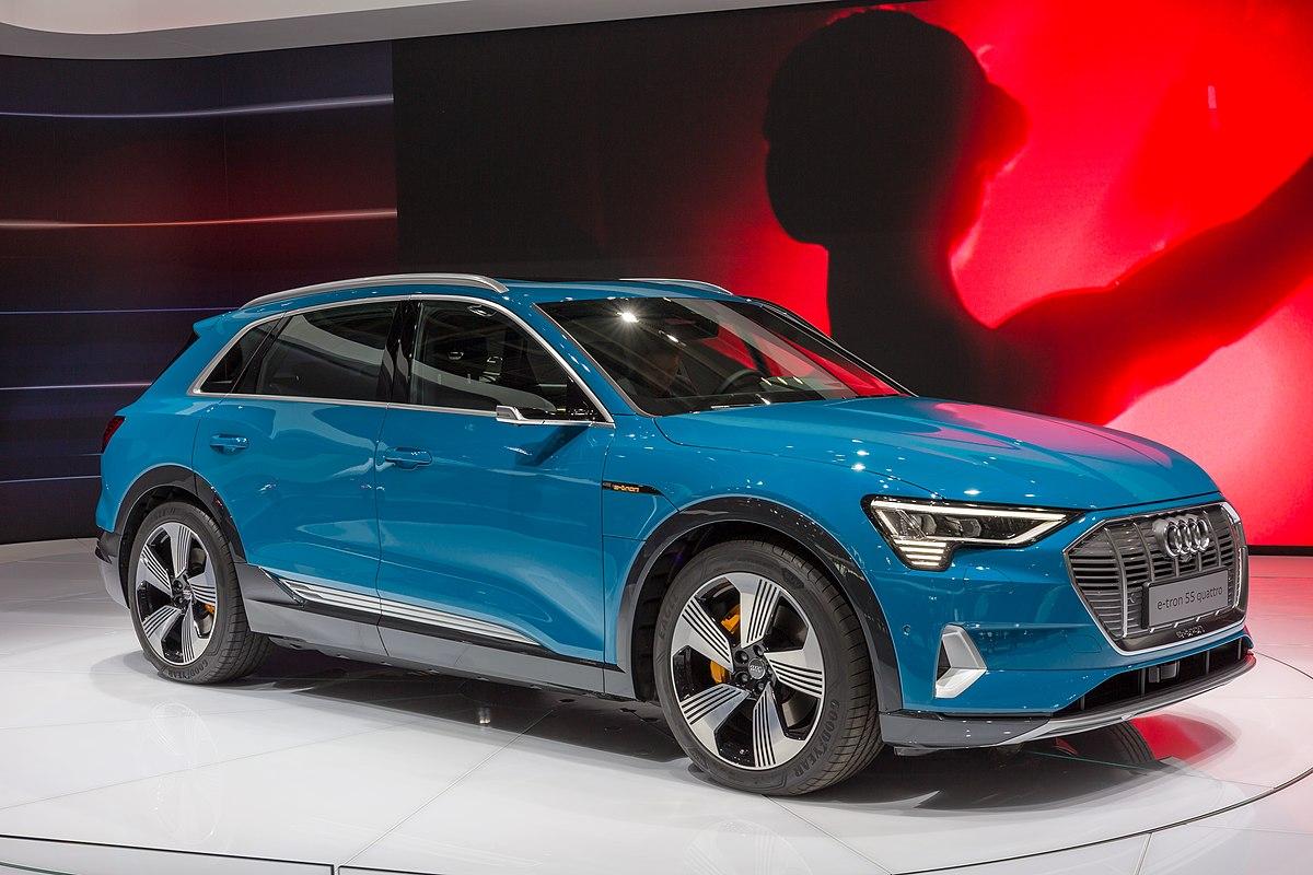 Audi e-tron (2018) – Wikipedia