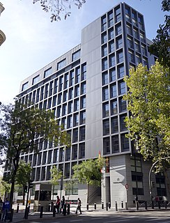 Audiencia Nacional court